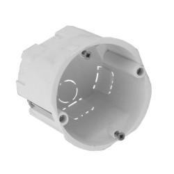 Schalterdose Unterputzdose Dose Einbaudose 13.65 60mm PK-Ø 60x60 tief E-P 3548