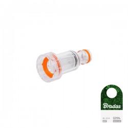 Adapter für Wasserhahn GW3/4' mit Filter 1588