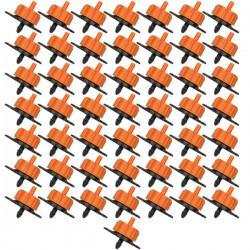50x Tropfer 16l/h 4mm