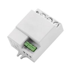Mikrowellen Bewegungsmelder Sensor Bewegungssensor NEO MVS SMALL WHITE 6980