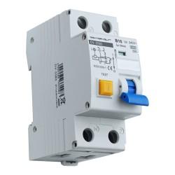FI/LS Schalter RCBO B16A 2P 30mA 6kA Typ AC FI-Schalter LS-Schalter Doktorvolt