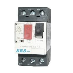 Klöckner Moeller Motorschutzschalter MOV 0.63-1A Leistungsschalter Schalter, XBS