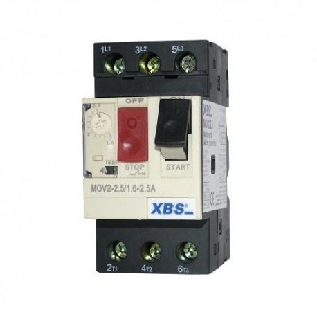 Motorschutzschalter MOV 0.63-1A