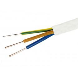 Kabel 100m 3x2,5mm 450V/750V Installationsleitung Mantelleitung Kupfer 0454 9253