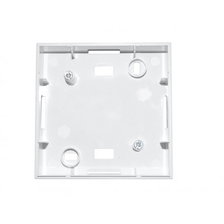 timex aufputzdose steckdose lichtschalter aufputzrahmen weiss pwn 1 g jw. Black Bedroom Furniture Sets. Home Design Ideas