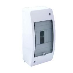 Verteilerkasten Sicherungskasten Kleinverteiler RNT 6 Module AP IP42 3.3 E-P 6298