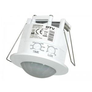 Unterputz-Bewegungsmelder CR-5 weiß 360° Decken Einbau Infrarot Unterputz CR-CR5000-00