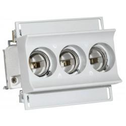 Sicherungssockel Neozed Sicherungselement D02 3x63A E18 3-Polig (G) 2176