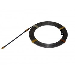 LBH-25 Stahl Einziehband Zugband Kabeleinziehgerät Einziehspirale Kabelverlegung XBS