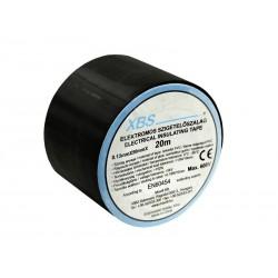 XBS Isolierband schwarz PVC 0,13mm x 50mm 20m Klebeband SZ50/B 0218