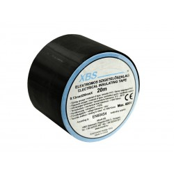 XBS Isolierband schwarz  PVC 0,13mm x 19mm 10m Klebeband SZ10/B