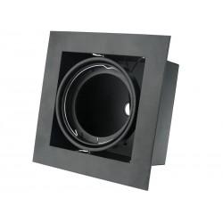 GTV Einbauleuchte Deckenleuchte Deckenlampe PIREO I schwarz unterputz OP-PIREO1-20 8287