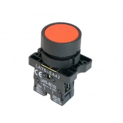 XBS Not Aus Schalter Taster Drucktaster Drucktastenschalter mit in rot Knopf NG22-EA42 0427