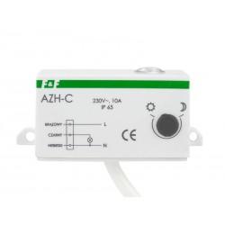 Dämmerungsschalter m.Internen Licht Sensor Dämmerungssensor F&F AZH-C 1023