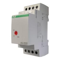Treppenhausautomat Treppenlichtzeitschalter Zeitrelais Ausschaltzeit Warnfunktion AS-222T F&F 2129
