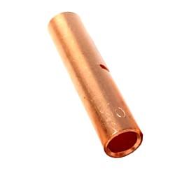 10 Stk. Pressverbinder Z6 6mm2 Kabelschuh Stossverbinder Quetschverbinder Kabelverbinder Kupferverbinder 01-203-00 Radpol 1212