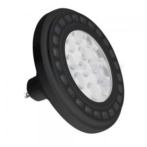 GTV LED Leuchtmittel 12W GU10 850lm 3000K mit klarem Glas