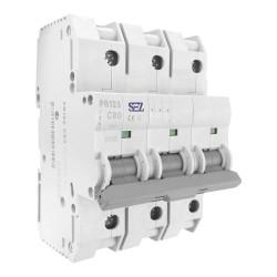 Leitungsschutzschalter C80A 3-Polig 10kA Sicherung Automat LS-Schalter SEZ 6557