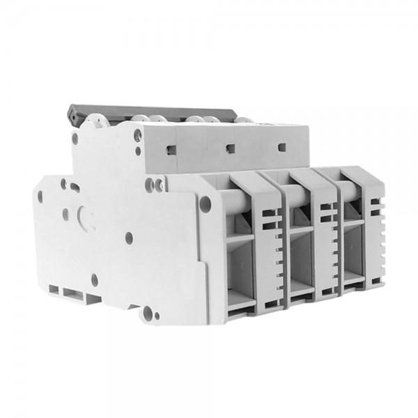 Commutateur De Protection De Ligne c32a 4 Pôle 10ka VDE sauvegarde automate LS-Interrupteur SEZ