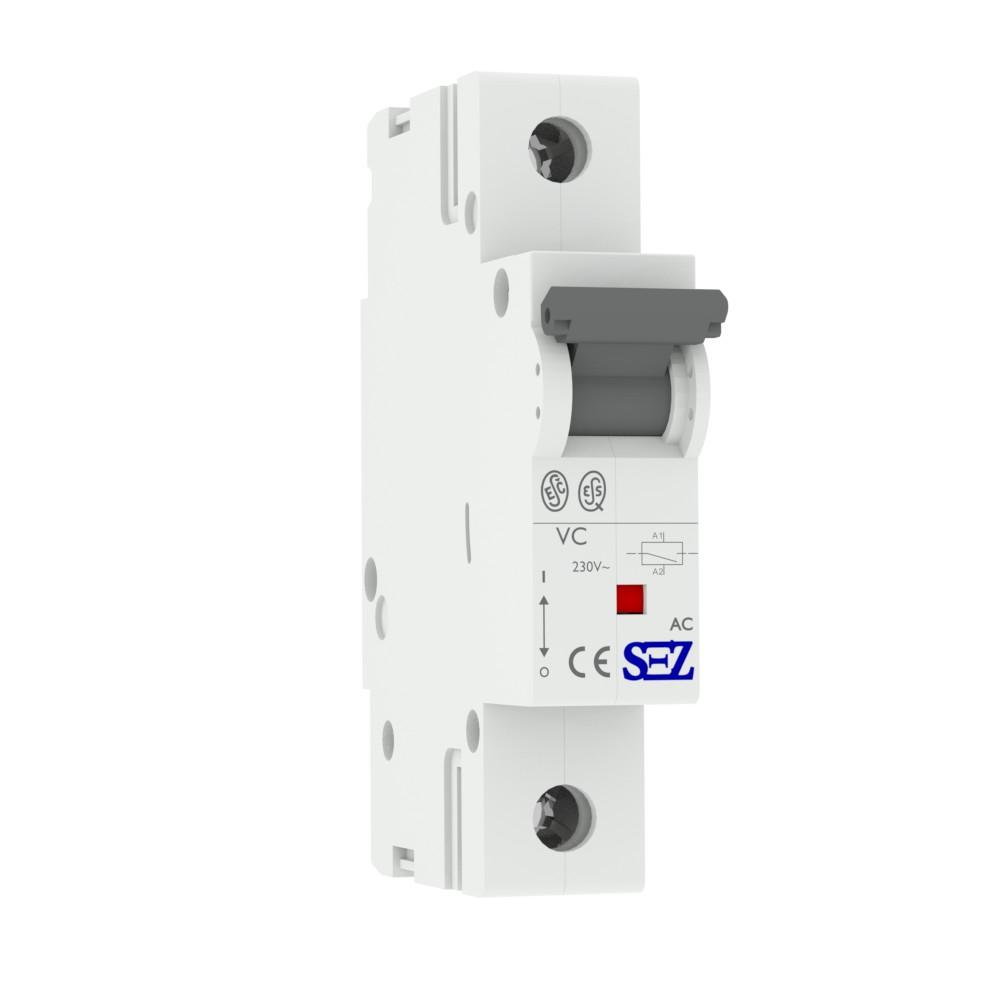 SEZ Hauptschalter 63A 1p Schalter Leistungstrenner RV61SEZ