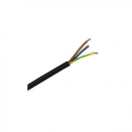 1m 3x1 5 mm kabel gummileitung h07rn f gummikabel 450 750v onpd. Black Bedroom Furniture Sets. Home Design Ideas
