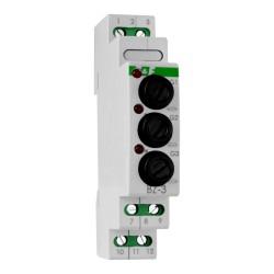 Sicherungsmodul 3-phasige Sicherungsautomaten Sicherungsschutz BZ-3 F&F 6257