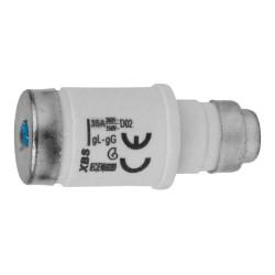 Sicherungseinsatz D02 35A E18 Sicherung gL-gG XBS 2057