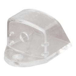 Endkappe f. LED Aluminiumprofil Typ A1