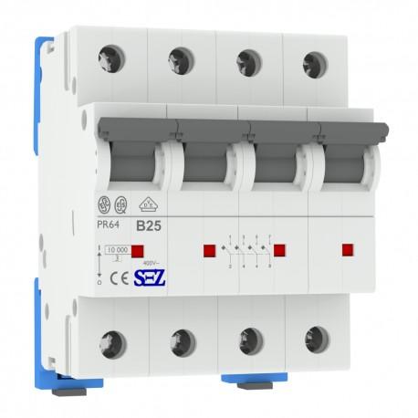 Leitungsschutzschalter B 25 Automat 3 polig 25A Sicherungsautomat Sicherung