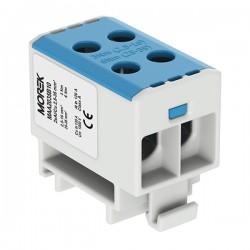 Hauptleitungsklemme 4x2,5-35mm2 blau 1P OTL 35-2 MAA2035B10 Morek 4047