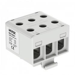 Hauptleitungsklemme 6x1,5-50mm2 grau 3P OTL 50-3X MAA1350A10 Morek 4382