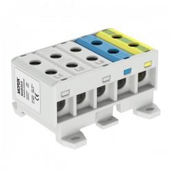 Verteilerblock f. Al/Cu geeignet 10x2,5-35mm2