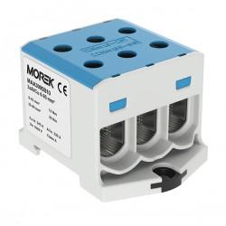 Hauptleitungsklemme 6x 6-95mm2 blau 1P OTL 95-3 MAA3095B10 Morek 4320