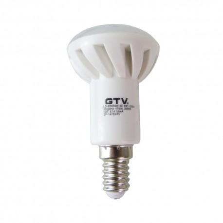 LED Leuchtmittel E14 6W 470lm 3000K warm weiß SMD 2835 GTV preis-zone
