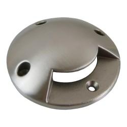 Abdeckung für Bodeneinbaustrahler ALFA-O/ALFA-K einbahnig rostträger Stahl Gartenleuchte ON-ALFAO-C1W GTV 2360