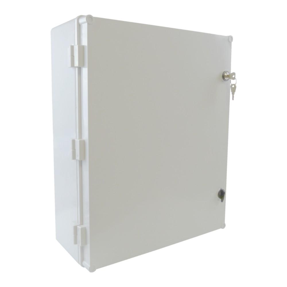 Verteilerkasten Weiße Tür RH 24/B IP65 12 Module Feuchtraumvert eiler