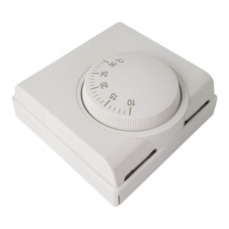 Raumthermostat M-THERM MT-2 Fußbodenheizung Aufputz elektronisch Thermostat