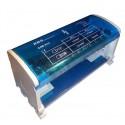 Abzweigklemme Sammelklemme Verteilerblock auf TH35 2P 125A 500V CSB-211 XBS
