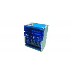 Abzweigklemme Sammelklemme Verteilerblock auf TH35 4P 101A 500V CSB-407 XBS