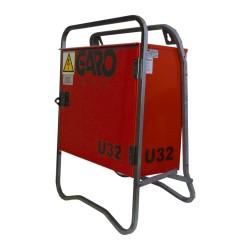 Stromverteiler U32 1x32A 3x16A 6x230V Anbaustecker 32A U GBSN 2469014 Garo