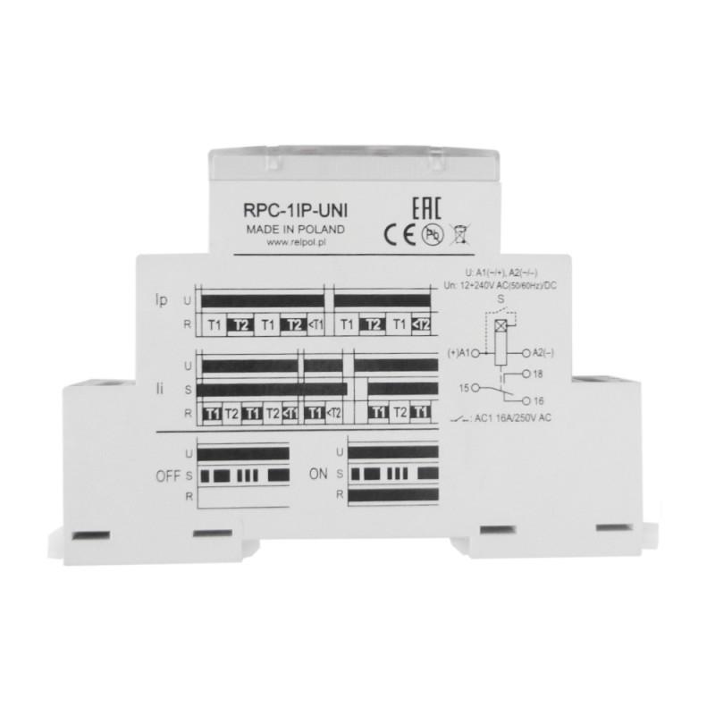 Stupendous Zeitrelais 1P 12 240V Multifunktionsrelais Time Relay Preis Zone Wiring 101 Vihapipaaccommodationcom