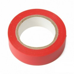 BEMKO Isolierband 10m/15mm rot Klebeband Band PVC-1510RE 4284