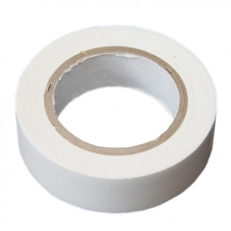 Isolierband 10m/15mm weiss