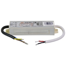 LED Trafo IP67 12V DC 0,83A 10W A12S 831 MW Power 9709