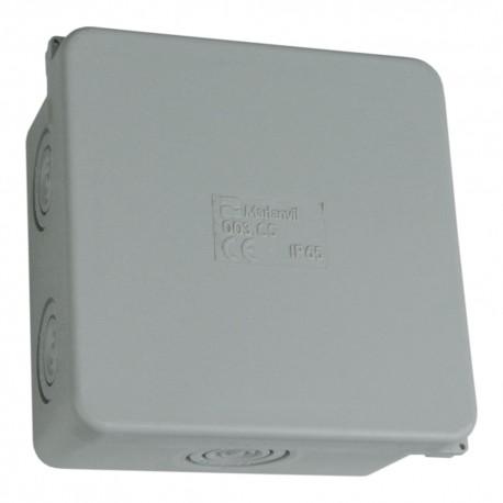 Abzweigkasten 80x80 IP65 AP