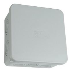 Abzweigkasten 94x94 10+2 IP65 Aufputz Abzweigdose Verbindungsdose 005.CS M-L 0967