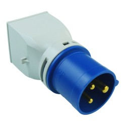 CEE Camping Adapter 16A 3 pol auf 230V Schuko