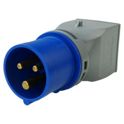 CEE Camping Adapter 16A 3 pol auf 230V