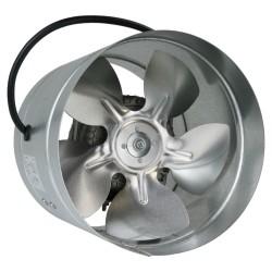 Industrieventilator ø160mm aRw160 185m3/h 32W IPx2 Kanalventilator Rohrventilator Kanallüfter Wandventilator 01-101 AirRoxy 2117