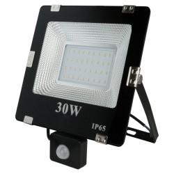 LED 30W Fluter Infrarotbewegungsmelder IP65 Strahler Scheinwerfer Flutlicht 4000K 2100lm ART 8441